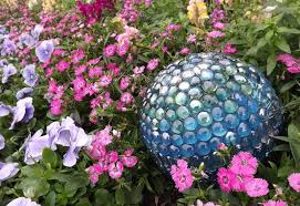 Garden Club Ideas Diy Garden Ideas For Spectacular Diy Garden Balls Garden