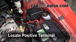 mustang battery how to jumpstart a 1994 2004 ford mustang 2004 ford mustang 3 9l