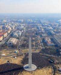 picture of inauguration crowd photos confirm trump u0027s inauguration was smaller than obama u0027s