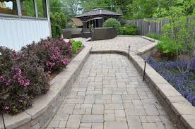 How To Lay Patio Pavers On Dirt by 5 Steps To Level Your Paving Stone Walkway Angie U0027s List