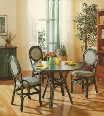 meubles pour veranda table en rotin meubles rotin tables pour salle a manger ou véranda