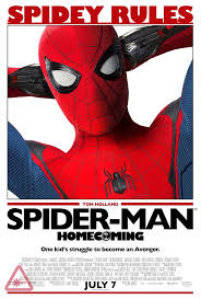 spiderman homecoming retro movie posters reference breakfast