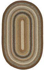 Braided Kitchen Rug Oval Braided Rugs Ebay