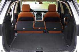 Dodge Journey Cargo Space - comparison land rover discovery sport 2016 vs dodge journey