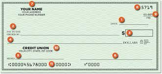 understanding a check u0026 balancing a checkbook