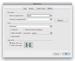 expert printing tips for excel 2011 macworld