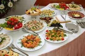 wedding platters brides wedding ideas save money on reception food