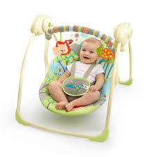 Amazon Baby Swing Chair Amazon Com Bright Starts Portable Swing Up Up U0026 Away Baby