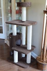 Modern Cat Tree 50 Best Scratching Posts Images On Pinterest Pet Furniture Cat