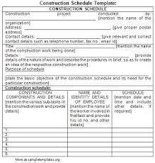 sample construction timeline gantt charts building construction 1