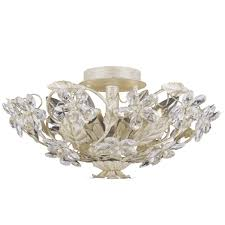 crystal flowers ceiling light ceiling lights ceilings and shabby