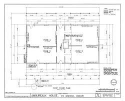 how to draw floor plans for a house file drawing of the floor plan amoureaux house in ste