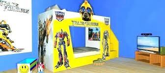 Transformer Bed Set Transformers Bedroom Sets Tarowing Club