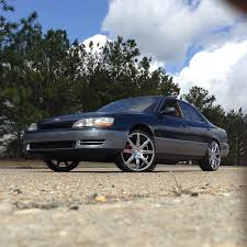 lexus lease durham nc 1994 lexus es300 ridin on cavallo clv8 wheels and rimtyme