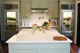 kitchen island with double sink decoraci on interior