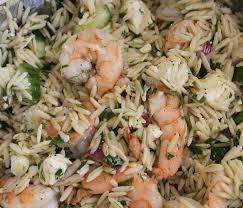 ina garten s shrimp salad barefoot contessa roasted shrimp orzo from barefoot contessa at home pg 74 o so
