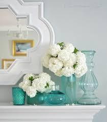 Home Decor Glass Best 25 Blue Glass Vase Ideas On Pinterest Blue Vases Crystal