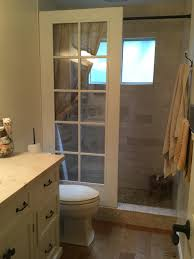 tub to shower conversion zillow dream bathrooms pinterest upcycled french door walk in shower courtesy amsconstructionlivermoreca