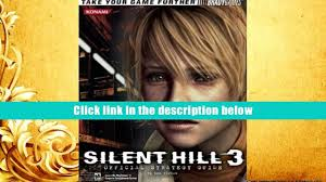 read online silent hill 3 official strategy guide bradygames