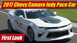 camaro pace car 2017 chevrolet camaro indy 500 pace car look