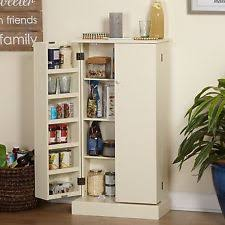 Tall Kitchen Cabinet Pantry Pantry Cabinet Ebay