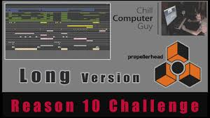 Challenge Reason Reason 10 Jam N Rant October 2017 The Propellerhead Reason 10