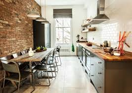 ideas for narrow kitchens narrow kitchen ideas modern home design
