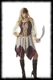 Pirate Woman Halloween Costumes Custom Deluxe Women U0027s Pirate Halloween Costume