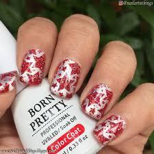 nailart and things starry nail art