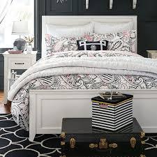 Pb Teen Bedrooms Hampton Bedside Table Pbteen