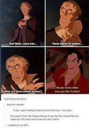 Gaston Meme - title has the hots for gaston meme by weirdal memedroid