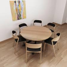 large round dining table for 12 large round timber dining table round table ideas