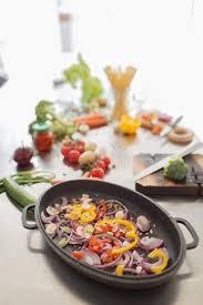 faire r馘uire en cuisine cuisson avec des légumes le processus de faire cuire des légumes