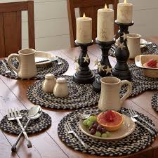 Dining Room Table Runner by Country Kitchen Table Kendrick Braided Table Runner 34
