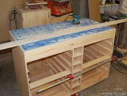 How To Make A Downdraft Sanding Table - Downdraft table design