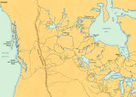 Churchill Canada Map by Historical Atlas Of Canada Online Learning Project