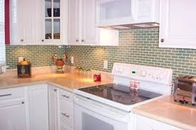 green glass tiles for kitchen backsplashes subway tile kitchen backsplash pictures in a gallery of possibilities