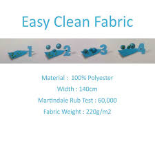 Easy Clean Upholstery Fabric New Soft Easy Clean Waterproof Outdoor Fabric Ideal For Blinds