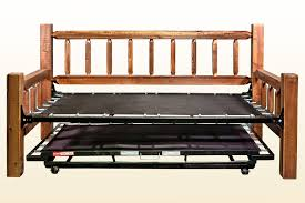 bed frames wonderful daybed with mattress modern trundle twin