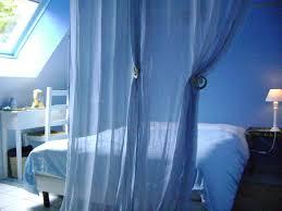 chambres bleues idées pour une chambre parentale