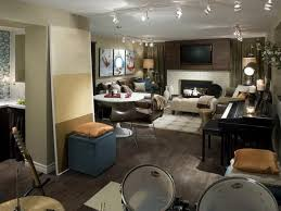 bedroom stylish interior cool basement game room remodel ideas