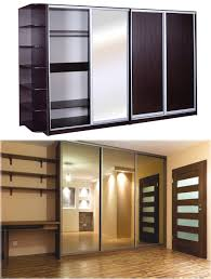 desain lemari pakaian minimalis modern rumah murah samarinda