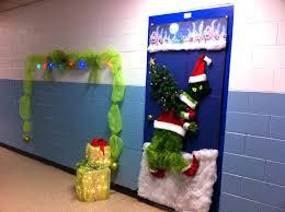 office door decoration winter wonderland door decorating contest