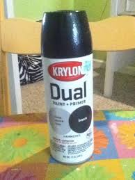 Krylon Textured Spray Paint - how to make an old chair new snapguide