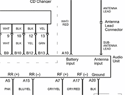 solved 2001 honda civic ex stereo wiring diagram or color fixya