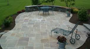 Rock Patio Design Rock Patio Designs Flat Rock Patio Designs Diy Diy Flagstone Patio