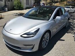 tesla model 3 u0027s first buyers will only get to choose exterior