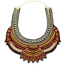ethnic necklace images Hand made ethnic necklace bohonecklaces jpg
