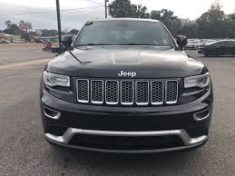 jeep grand cherokee fog lights pre owned 2015 jeep grand cherokee summit suv in pensacola 769648