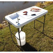 guide gear fish game processing table is an all encompassing